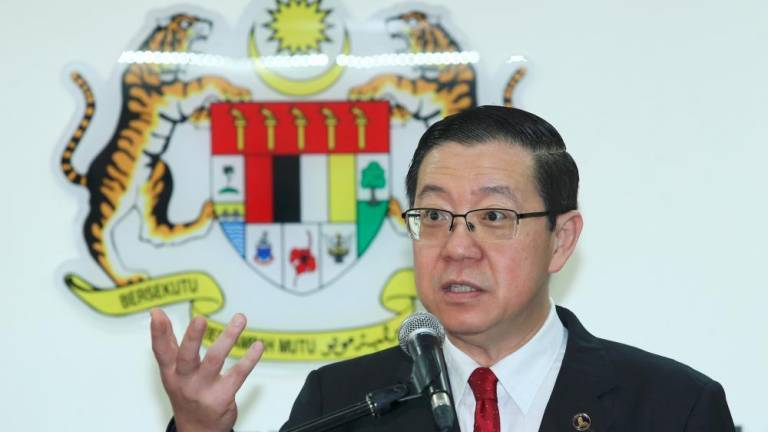 Malaysia on right track to regaining Asian Tiger status: Lim