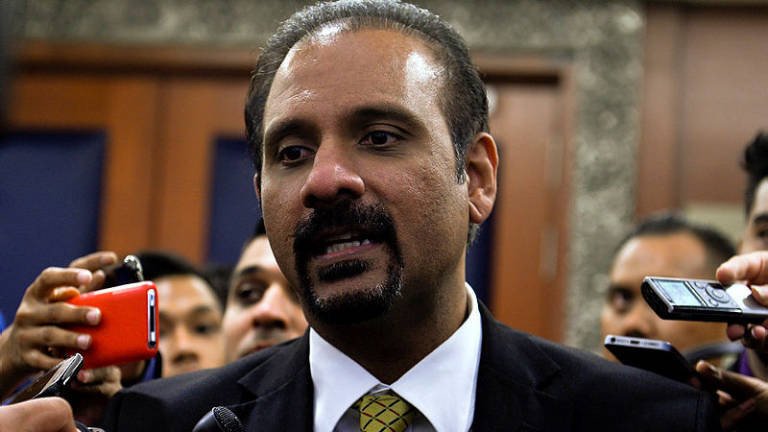 Ramkarpal to create history in Parliament (Updated)