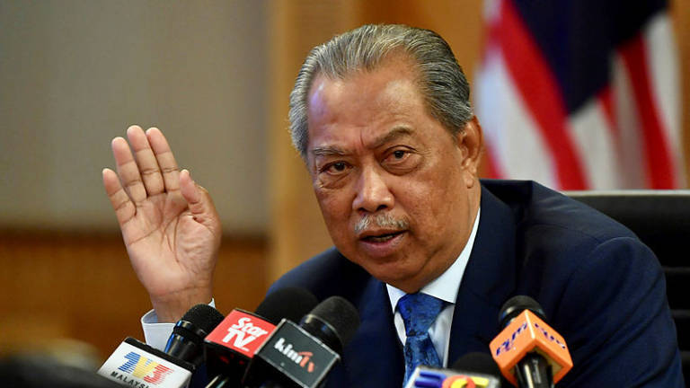 LTTE: Police have strong evidence of terrorism activity in the country, says Muhyiddin