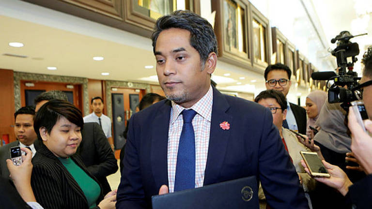 Khairy still keen to vie for MPC top post