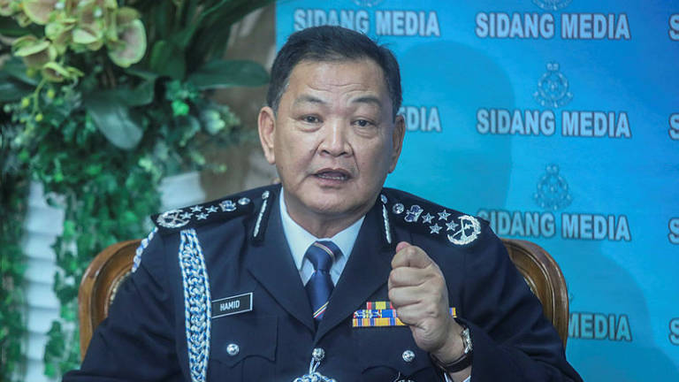 IGP warns senior officers against unethical fundraising for Hari Raya parties
