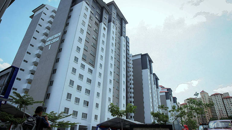Selangor exempts rentals in four PPR for April