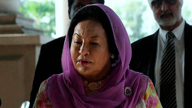 Rosmah entitled to verify validity of Sri Ram's letter of appointment