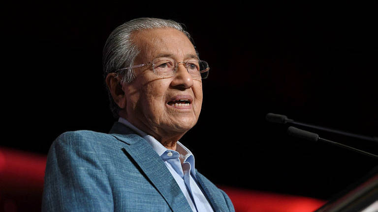 Young people to strengthen democracy in Malaysia: Mahathir (Updated)
