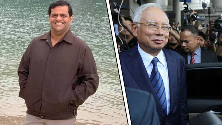 Court dismisses Deepak's suit against Najib, four others