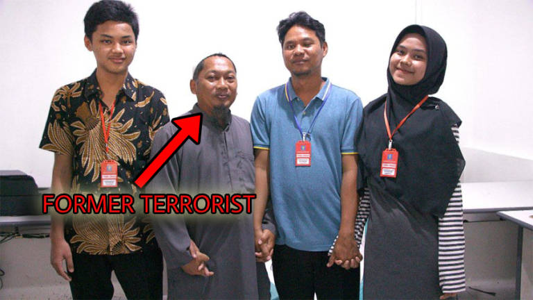 Here's what happened when a girl met the terrorist who killed her mom