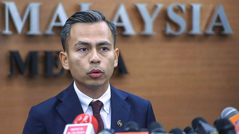 Fahmi 'regrets' fracas at Youth congress