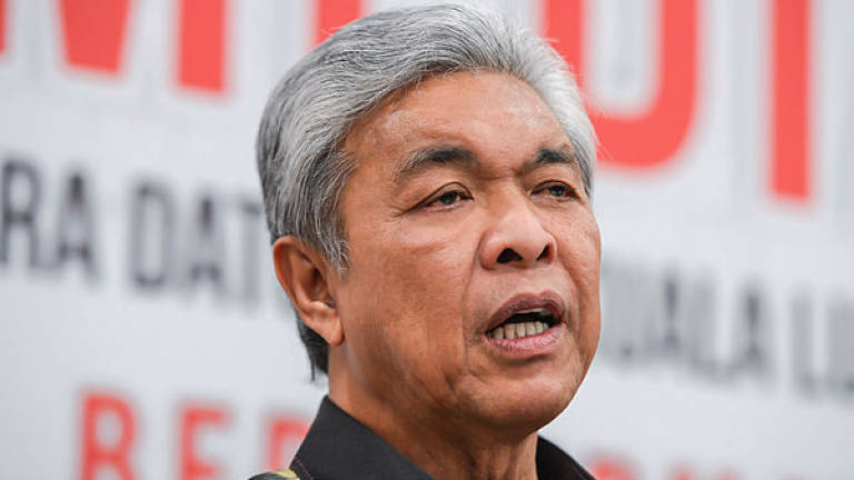 Ahmad Zahid to face fresh charges tomorrow: MACC