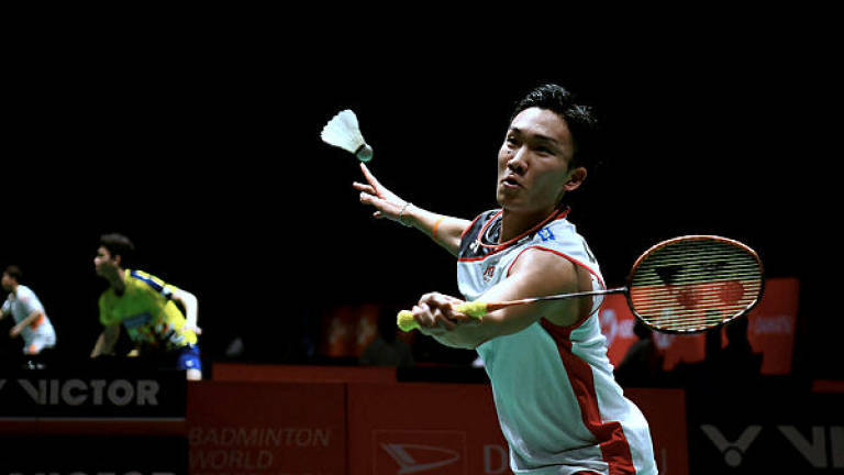 Injured Kento Momota, team members discharged