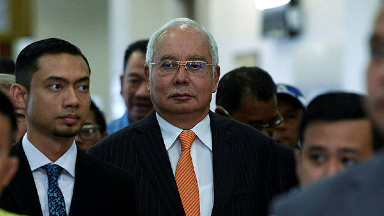 SRC trial: Najib admits being in touch with Jho Low over money in accounts