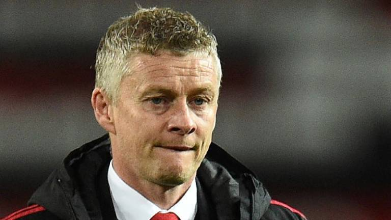 Man United must stick together amid fan protests: Solskjaer