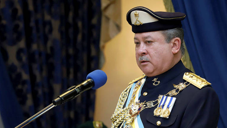 Johor Sultan holds discussion on establishment of cancer centre