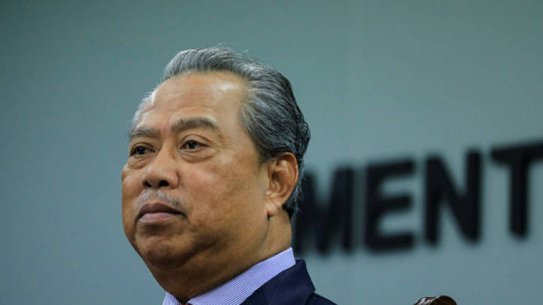 No need for 'lese majeste' laws in Malaysia: Muhyiddin