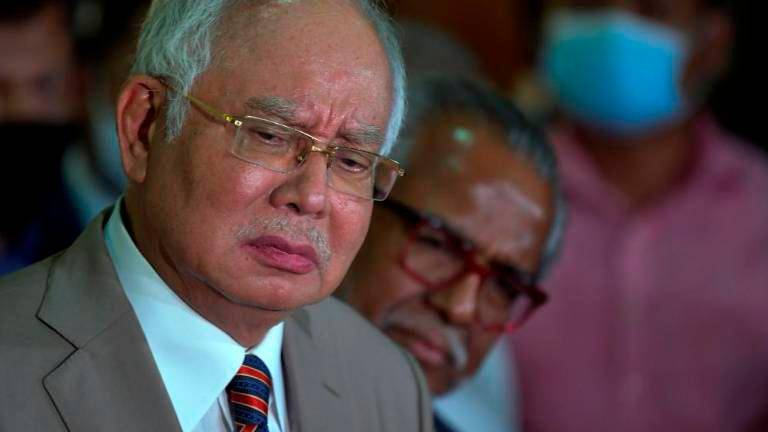'Many problems' with Najib's testimonies over Arab donation - Judge