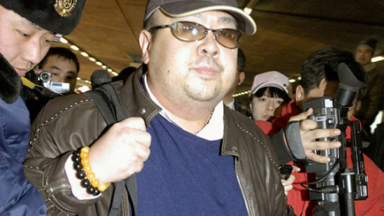 North Korea's slain half-brother was a CIA informant: Reports