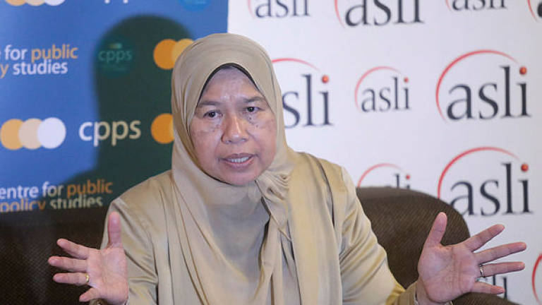 Zuraida confirms she will attend PKR disciplinary board hearing on Feb 25