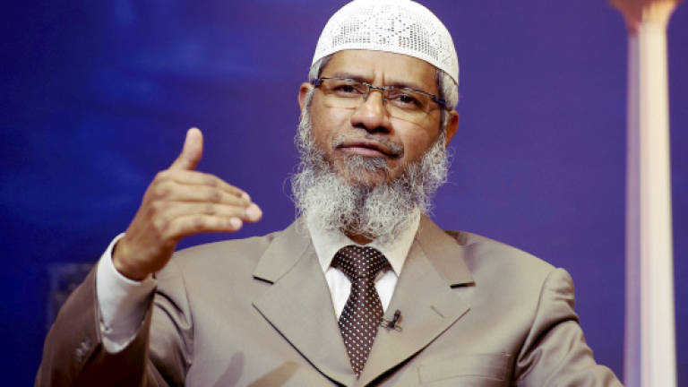 India to push for extradition of Zakir Naik