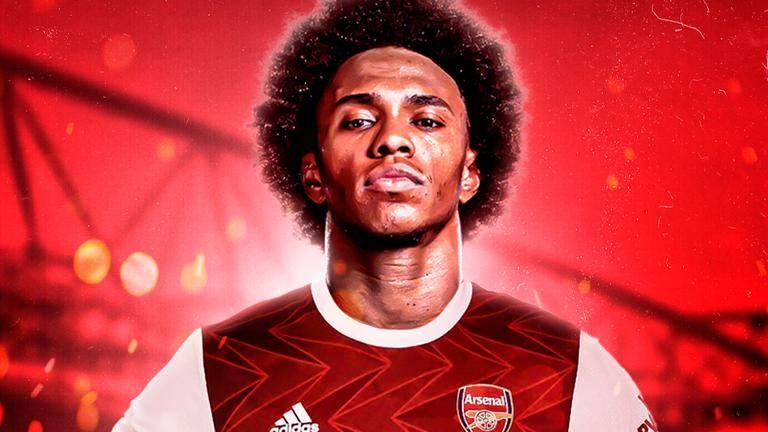 Arsenal to deal with Willian's Dubai trip internally