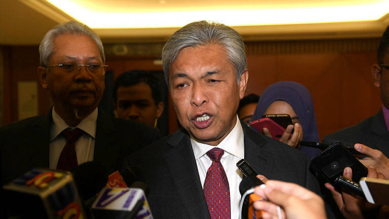 Ahmad Zahid's trial to continue on June 15