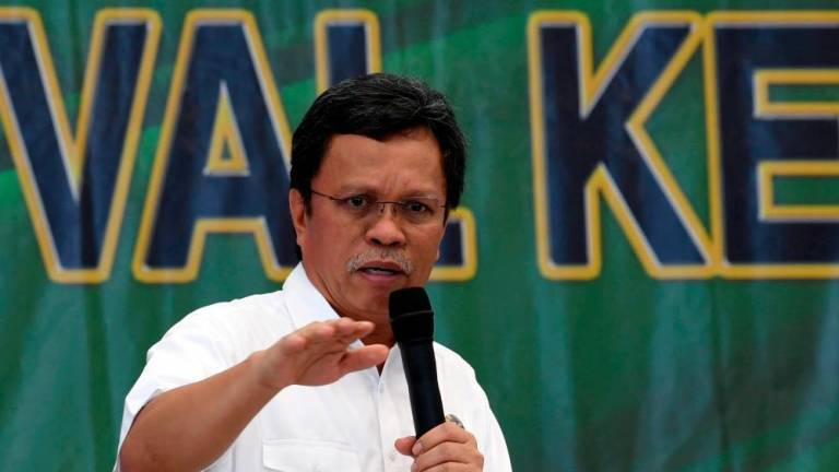 Sabah govt drops plan to implement PSS: Shafie