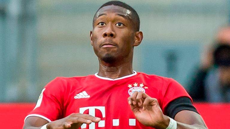Flick urges Alaba to extend Bayern Munich contract