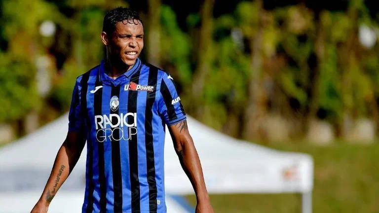 Atalanta's Muriel to miss derby with Brescia after head injury