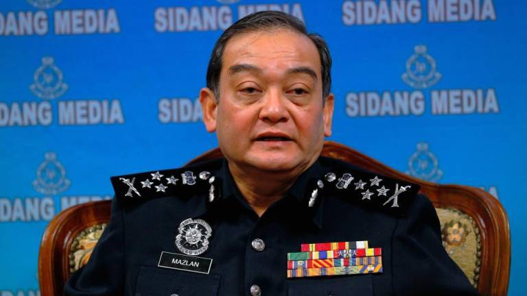 Cops have task force probing Langkawi drug haven claims: Deputy IGP