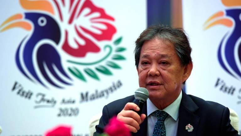 Visit Malaysia Year 2020 will bring economic benefits to rural residents: Minister
