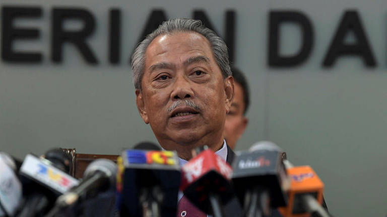 PH must make immediate changes to remain in power: Muhyiddin