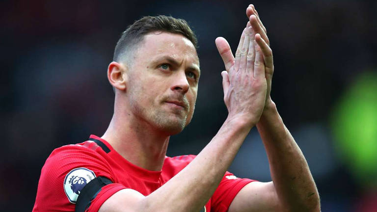 Man Utd's Matic defends Djokovid after COVID-19 positive in Adria Tour