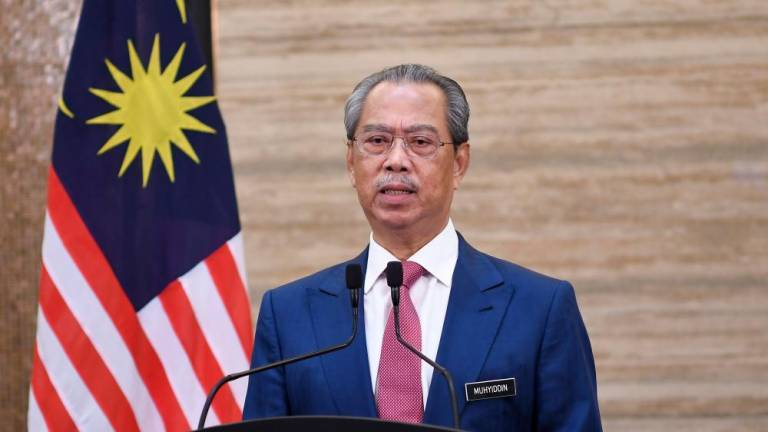 Tighten border control, prevent illegals from sneaking in: PM Muhyiddin