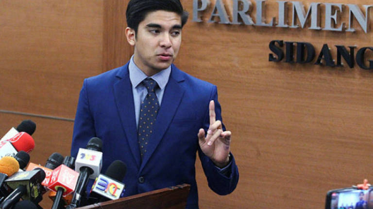PTPTN issue can drag Pakatan Harapan out of govt: Syed Saddiq