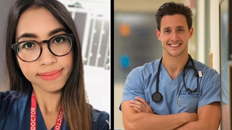 (Video) Dr Amalina appears on 'The Sexiest Doctor Alive' Dr Mike's YouTube video