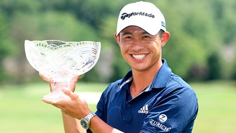 Morikawa eager to build on PGA Championship success