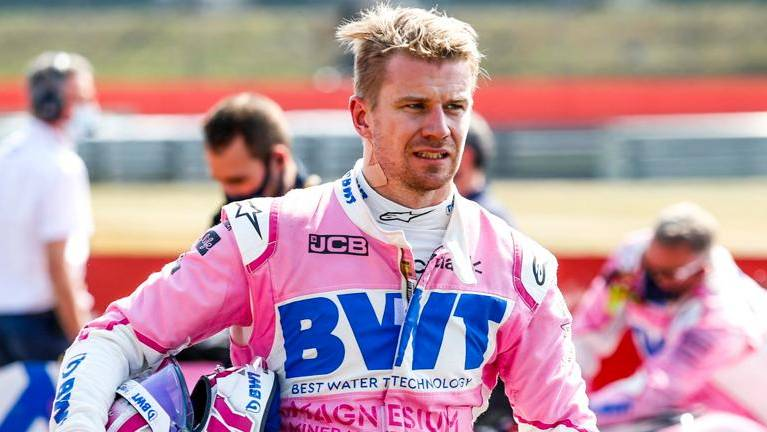 Hulkenberg join Aston Martin as official F1 reserve