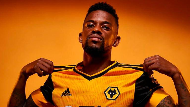 Wolves sign Barcelona defender Nelson Semedo