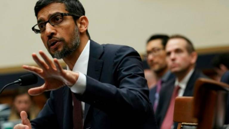 US Congress to see push to regulate Big Tech in 2019