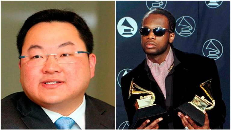Jho Low and rapper indicted for Obama donations
