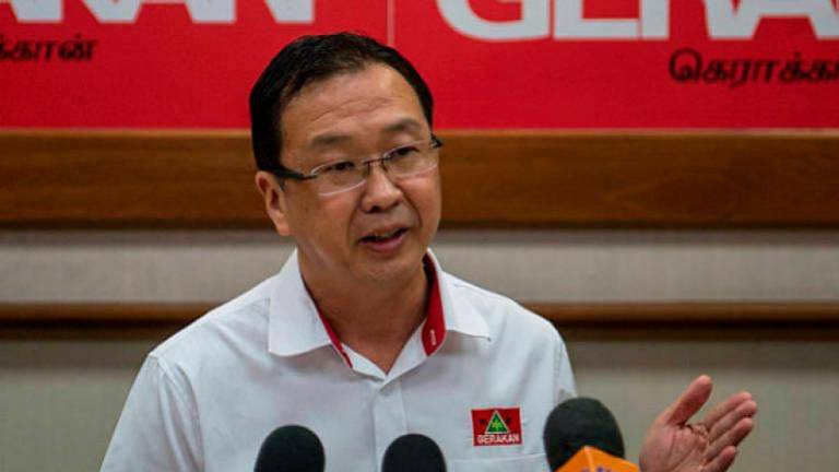 Gerakan yet to decide whether to contest in Sabah election