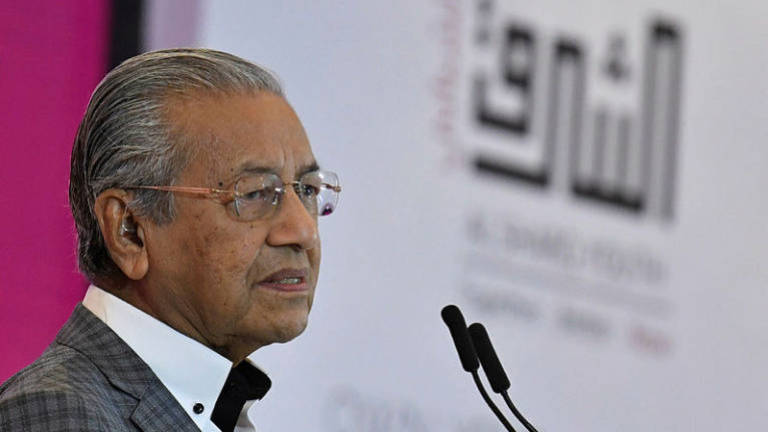 Well-trained, competitive and resourceful workforce is basis of a nation's future success: Tun M
