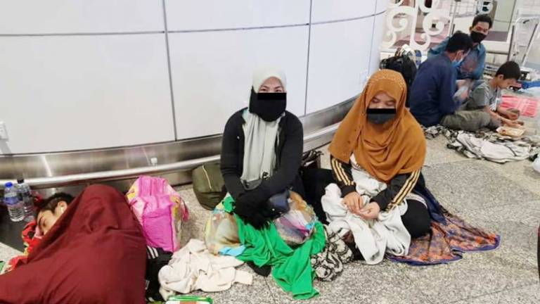 Cambodian workers stranded in Malaysia plead to return