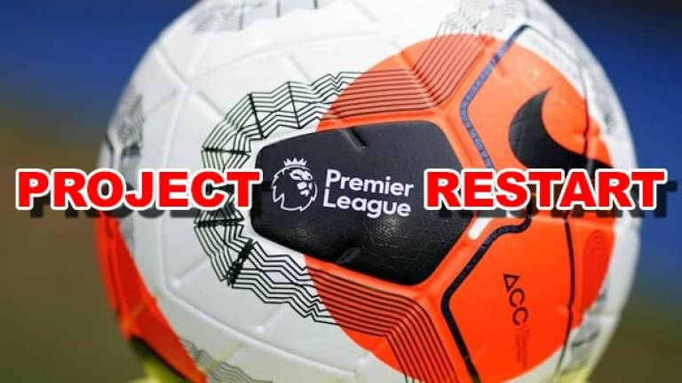 Plans for training first step in Premier League's 'Project Restart'