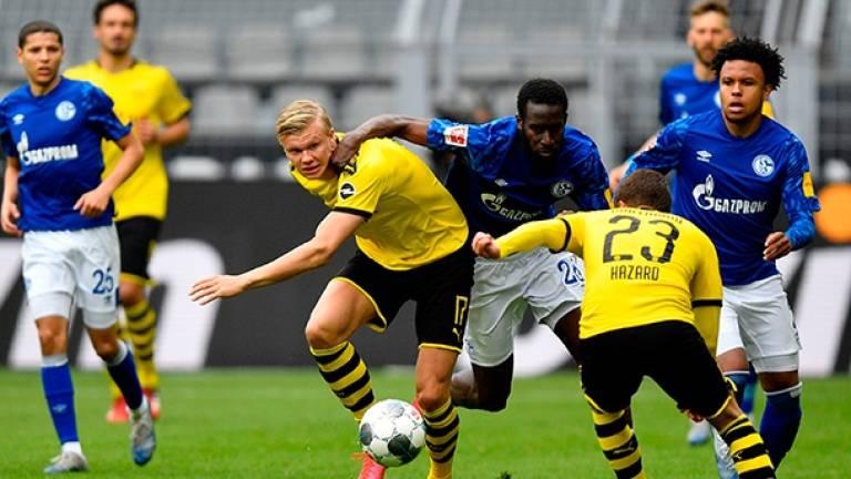 Aktueller Spielstand Schalke