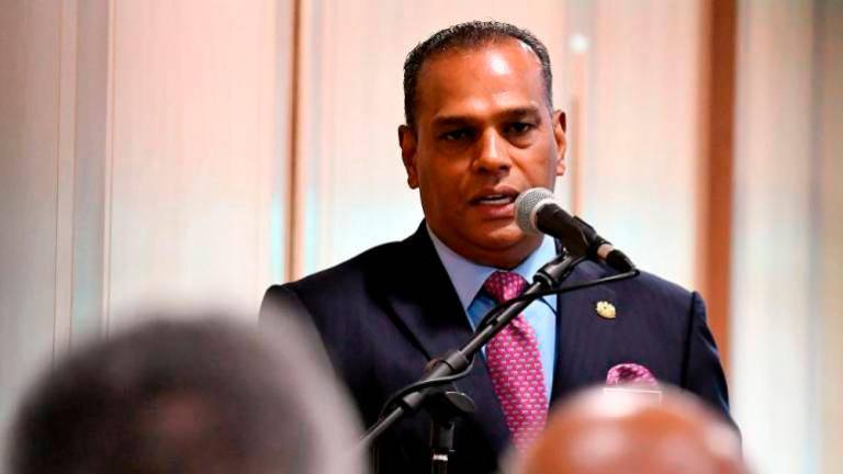 Rate of fatal accidents at workplace drop eight percent in 2019 - Saravanan