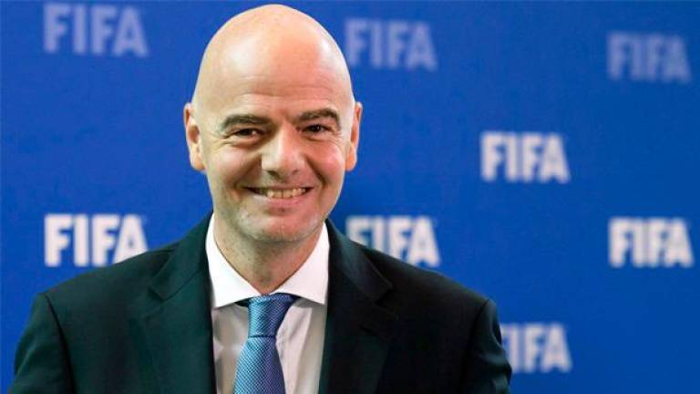Criminal proceedings against Infantino grotesque and absurd, says FIFA