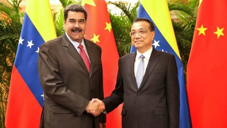 Venezuela: Another black eye for Chinese economic diplomacy