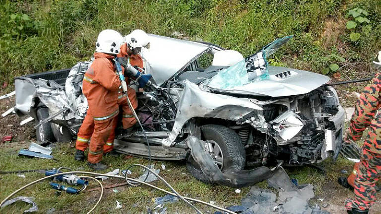 Two killed in Raya convoy tragedy