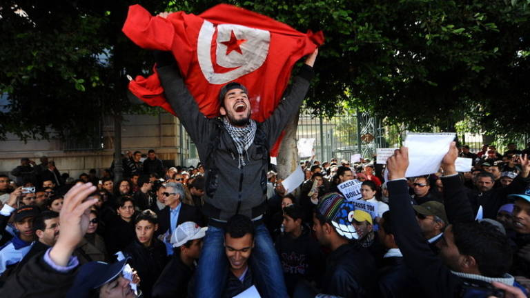 Tunisia since revolution that sparked Arab Spring