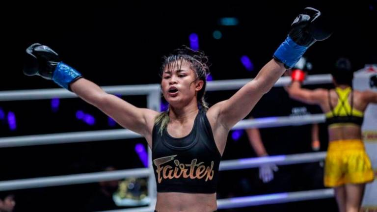 Fairtex to fight Todd for Atomweight crown