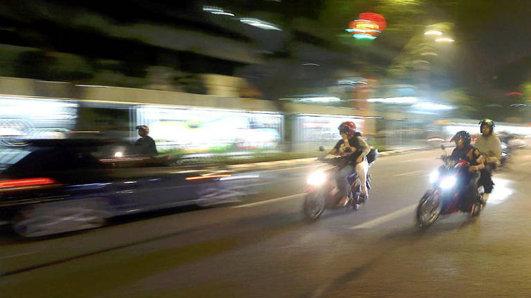 RTD issues 145 summonses in special motorcycle operation in Cheras